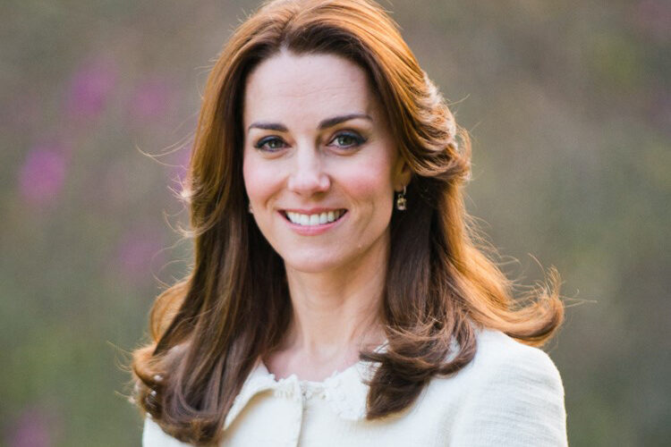 Duchess of Cambridge writes letter of support for Children's Hospice Week in the U.K.
