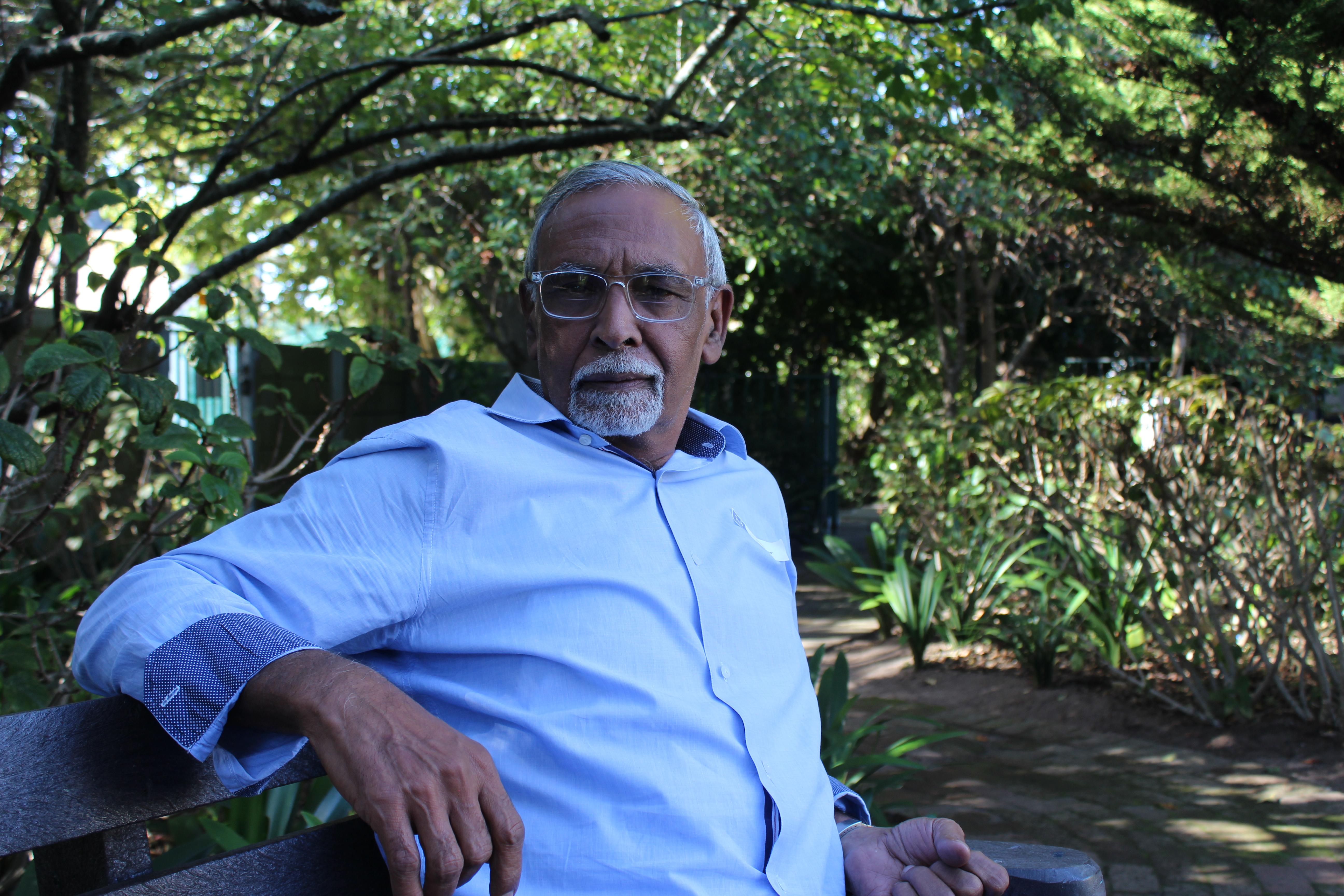 Video: Meet Anwar Veldsman