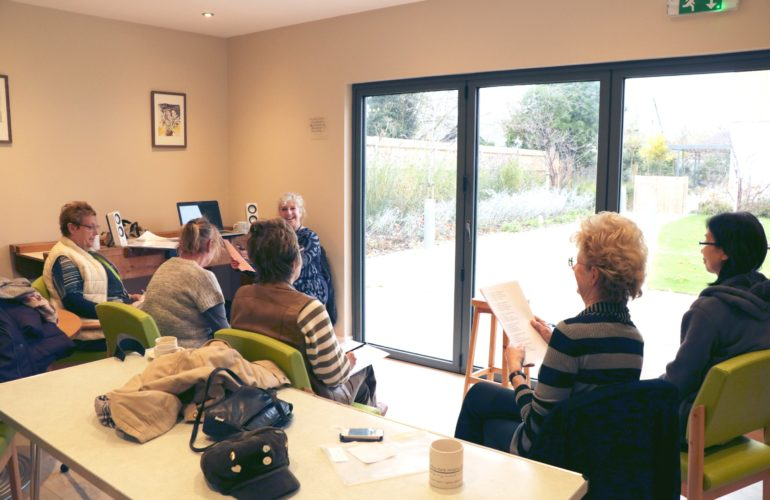 Arthur Rank Hospice choir is raising funds and helping staff bond