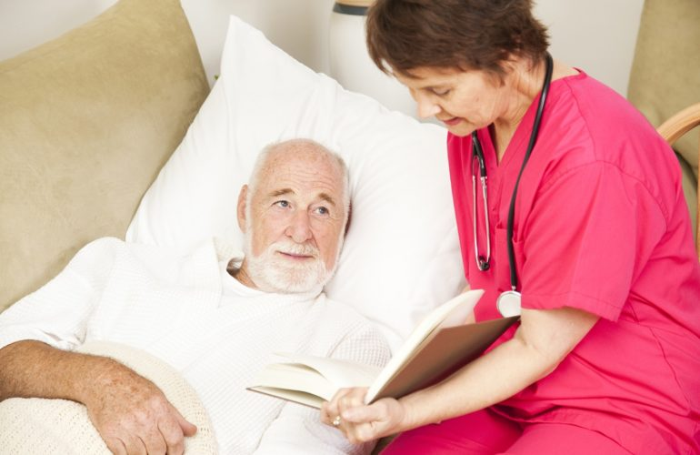 Developing best practice palliative care for people with dementia