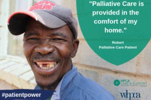 PalliativeCareprovidedincomfortofhome