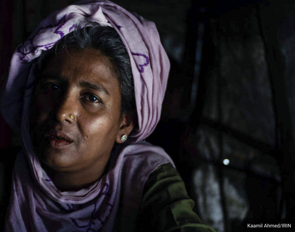 Caring for the chronically ill in Bangladesh's Rohingya camps