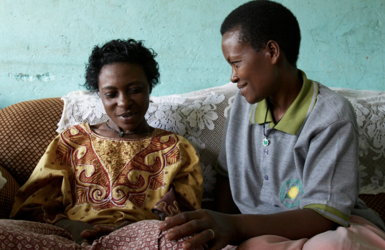 New video award marks 10 years of palliative care small grants in Africa