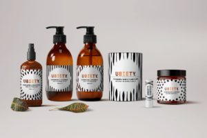 Ubiety Luxury Skincare and Wellbeing Range EMBARGOED from publication until February 2019