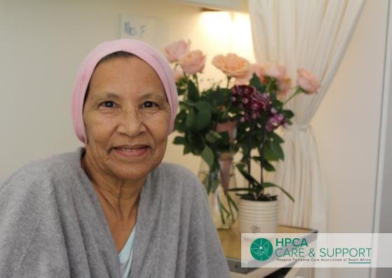 Video:Meet Fatima Hassan - St Luke's Hospice Patient