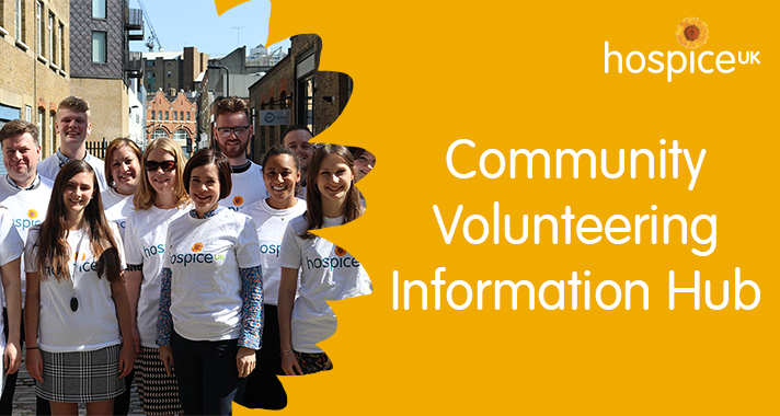 Hospice UK launches new resource for community-based volunteering
