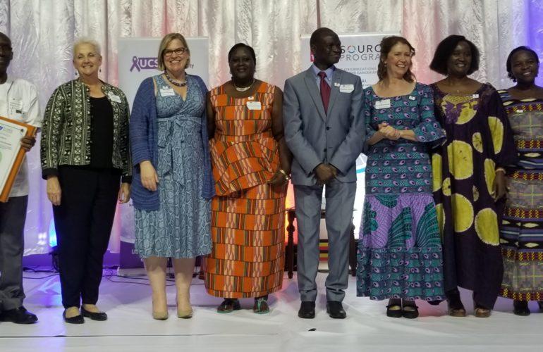 APCA Graduates Organisational Development Programme with Distinction