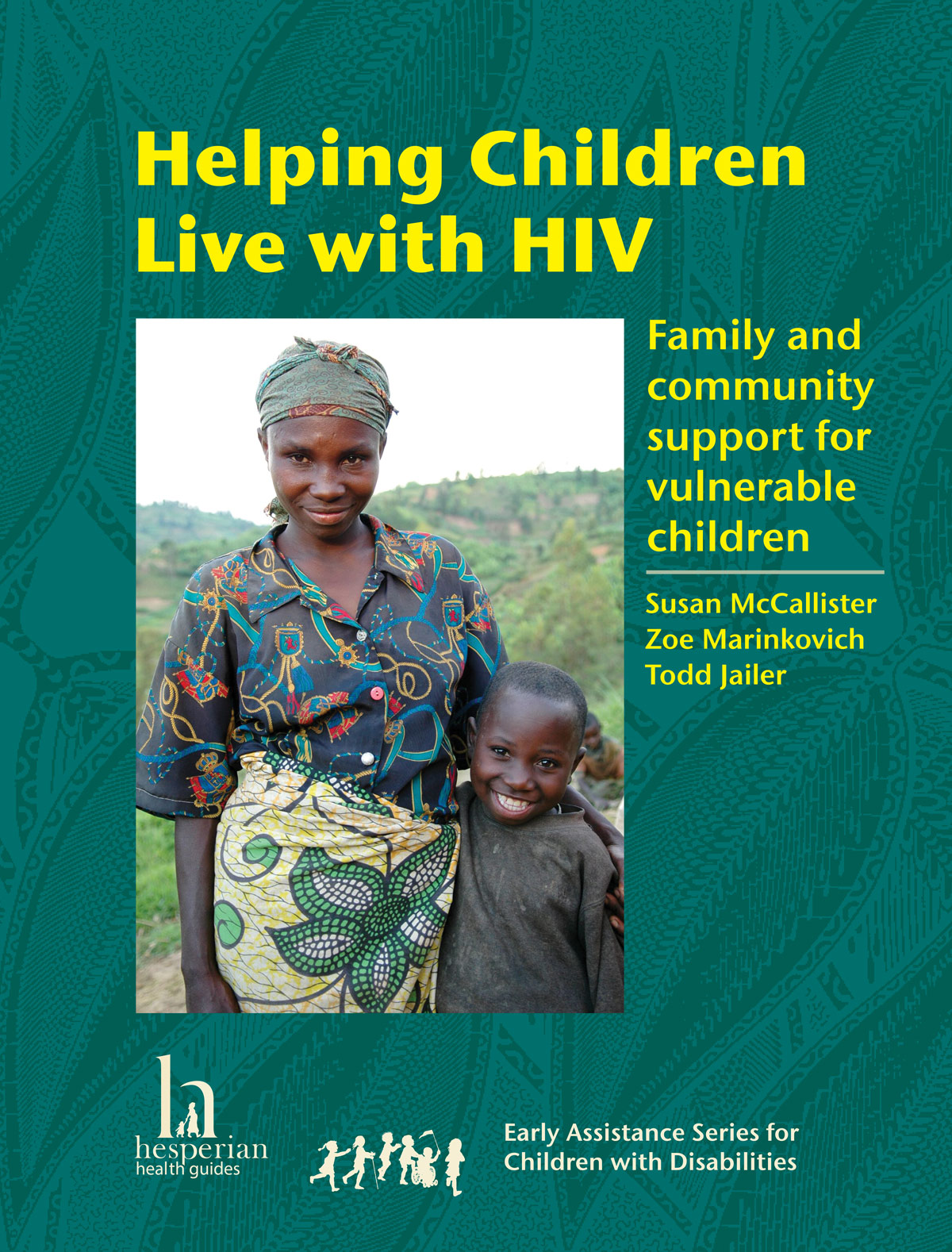 New book shares proven ways to help children live with HIV