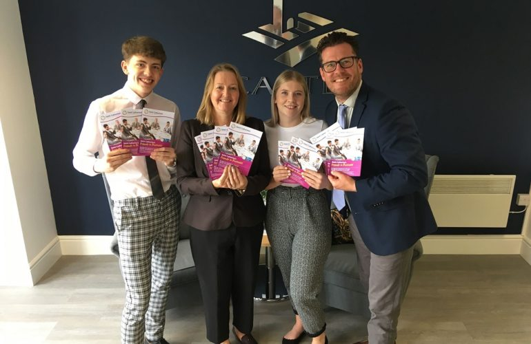 Saint Catherine's launches 'Friends in Business' scheme to raise funds