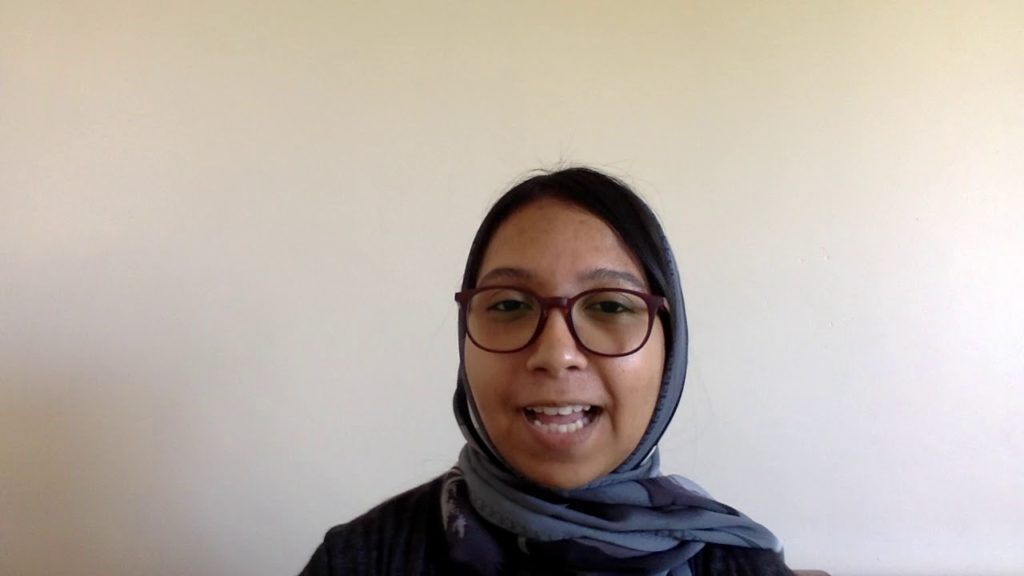 ICPCN Pain Assessment App helps Huyaam manage her chronic pain