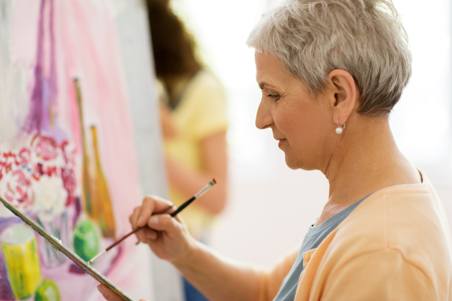 The Use of Creative Arts in Healthcare