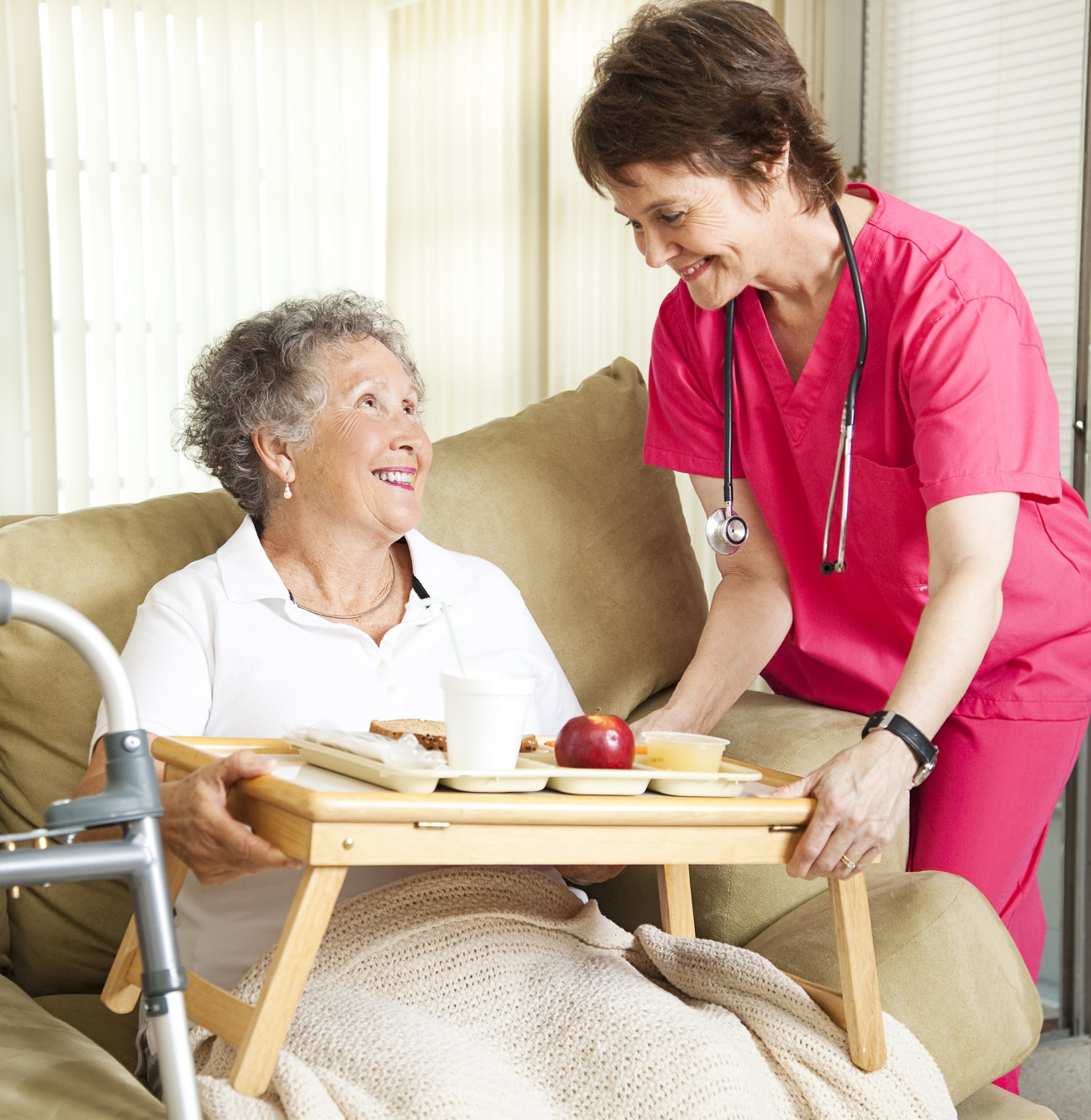 Hospice programme is improving CQC ratings for care homes