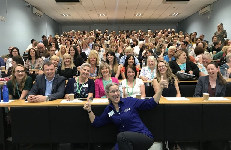 Hospices North East host sold out seminar with leading dementia educator
