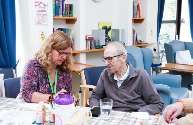 Arthur Rank Hospice launches new specialised community service