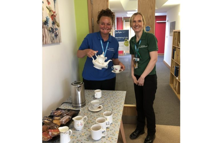 Hospice's Wellbeing Café is helping patients live fullest lives possible