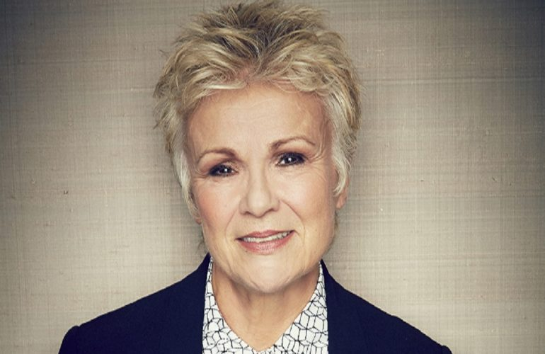 Dame Julie Walters backs the Save Acorns Black Country Hospice Appeal as total raised tops £200,000