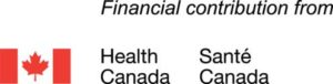 Financial contribution from Health Canada
