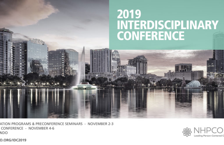 Registration for IDC19 is Now Open