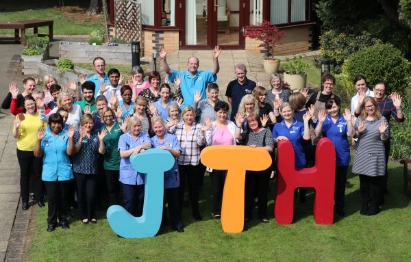 John Taylor Hospice celebrates 110 years of care