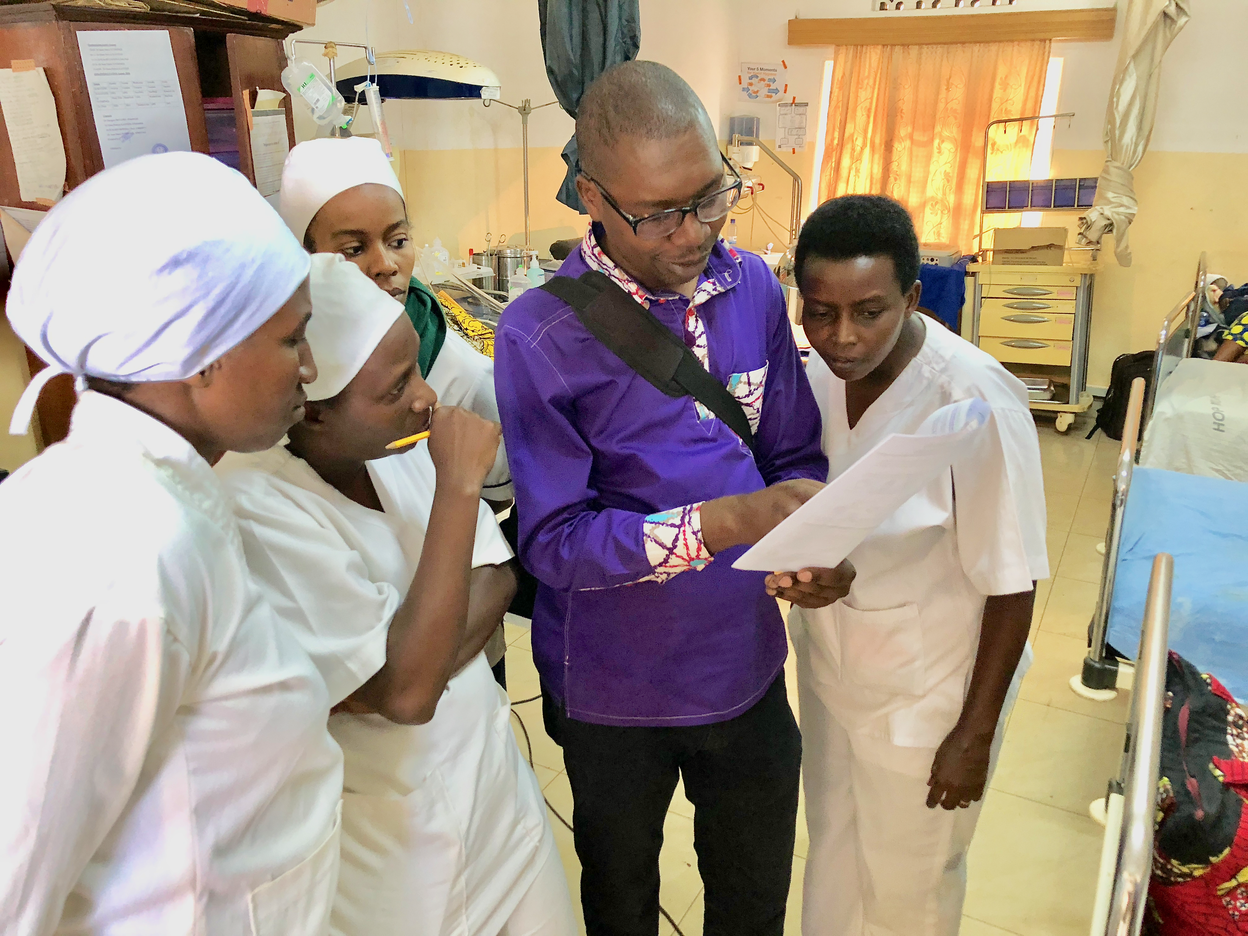 Increasing access to pain relief in Rwanda's public hospitals