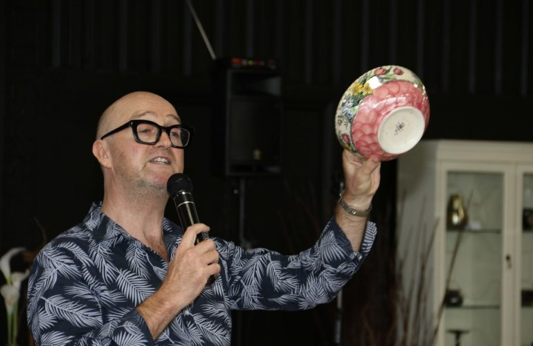 BBC presenter hosts fundraiser at St Teresa's Hospice