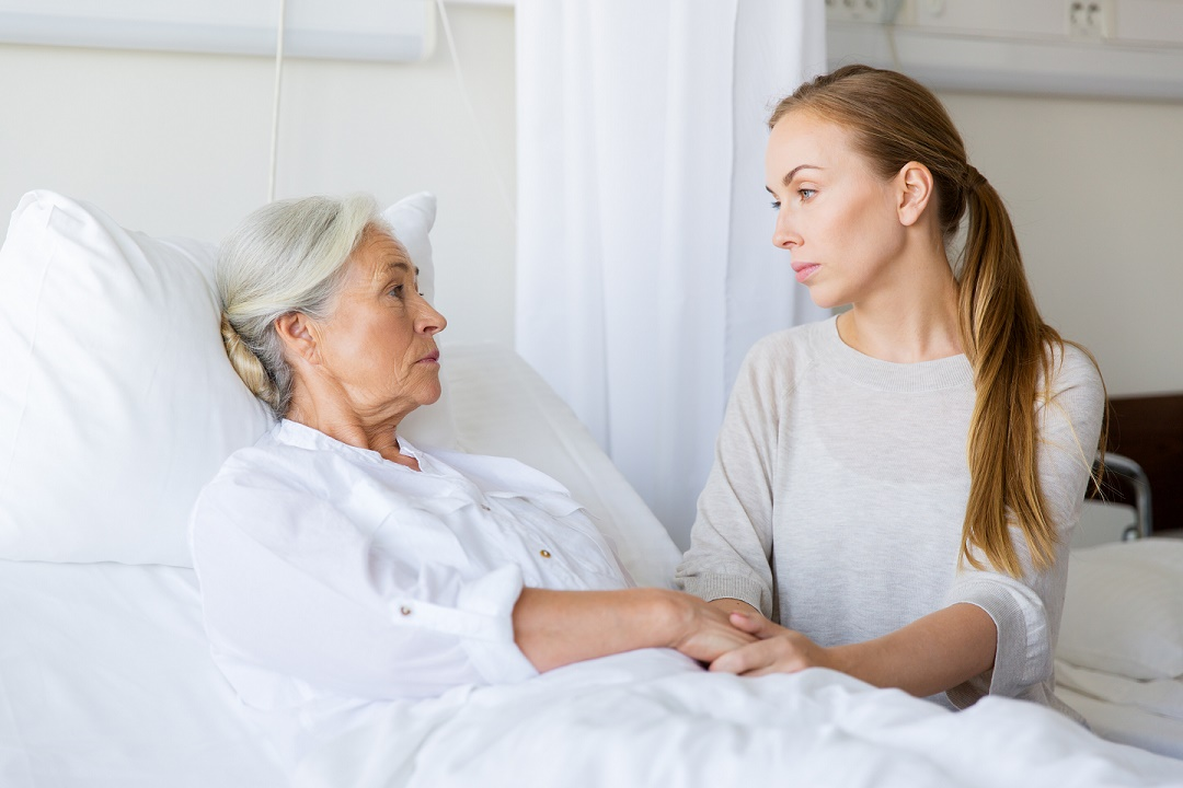 The role of an end of life doula