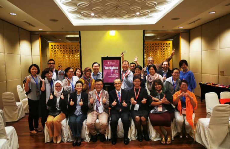 Children's Palliative Care at the Asia Pacific Hospice and Palliative Care Network Conference in Indonesia