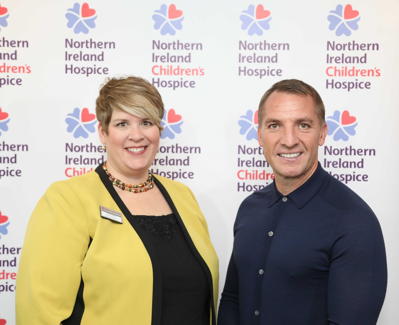Premier League boss calls on businesses to support Northern Ireland Hospice