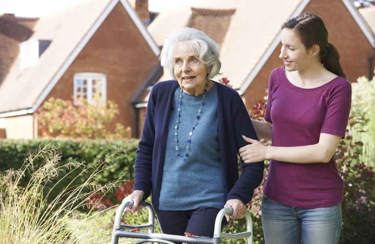 Third of adult social care workers plan to quit, says report