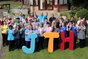 John Taylor Hospice staff 1