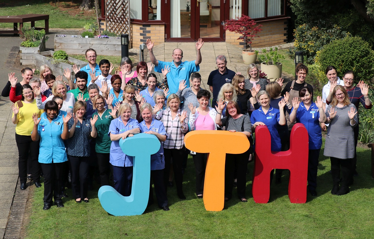 John Taylor Hospice shortlisted for national award