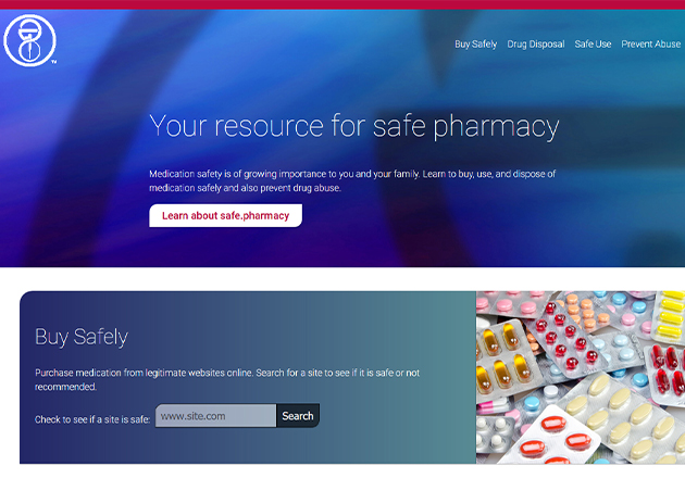 NABP Launches New Consumer Website