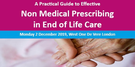Effective Non-Medical Prescribing in End of Life Care
