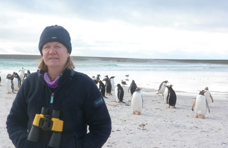 From Cornwall to the Falklands – managing hospice communications remotely