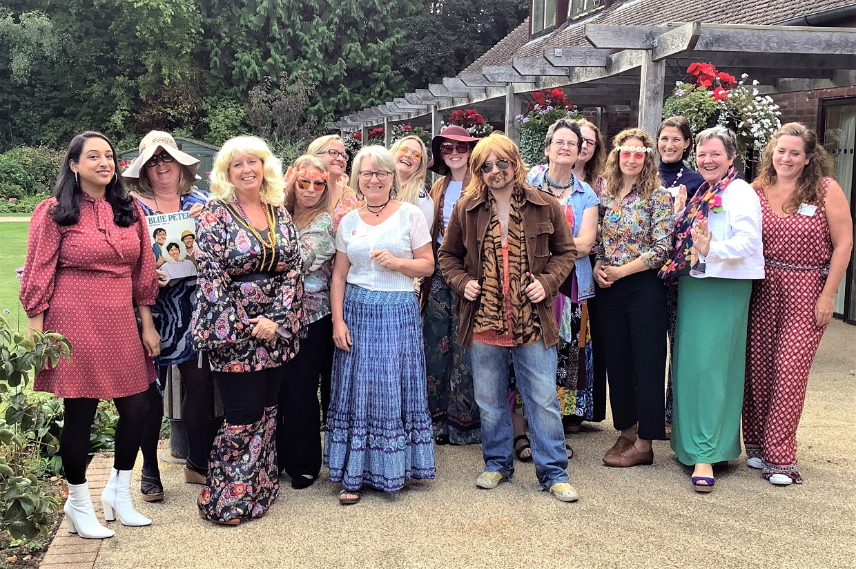 Princess Alice Hospice goes back in time for Remember A Charity