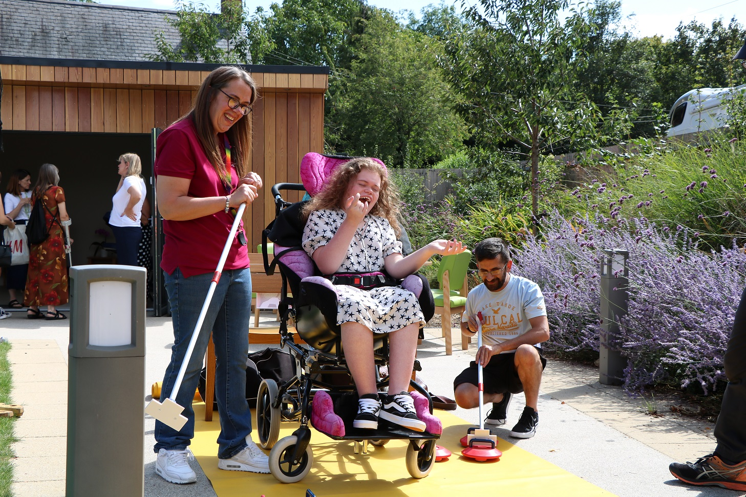East Anglia hospices host events for young people transitioning to adult care services