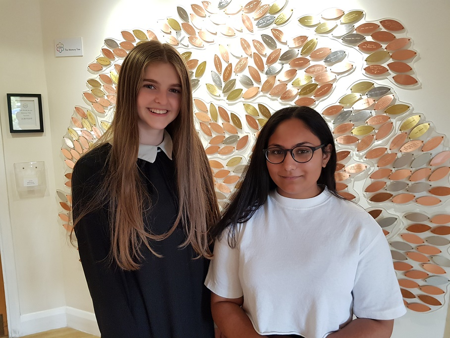 St Clare Hospice welcomes new Young Ambassadors