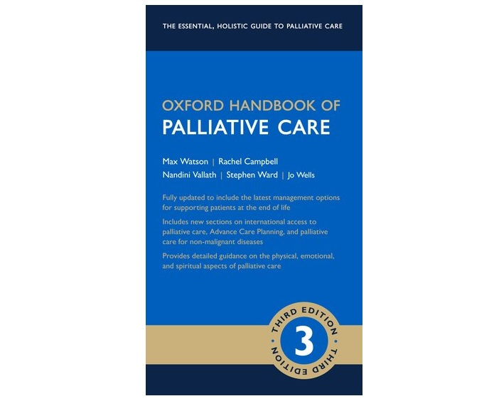 From Nepal to the UK: the journey of a palliative care handbook