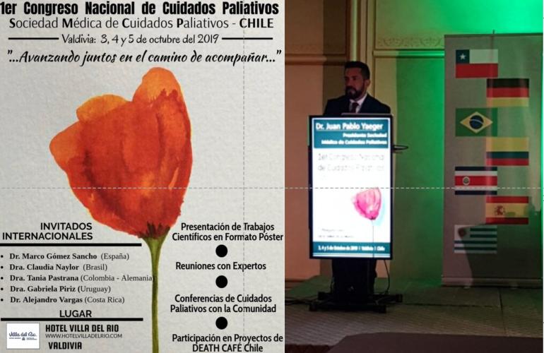 1° Congreso Nacional de Cuidados Paliativos de Chile
