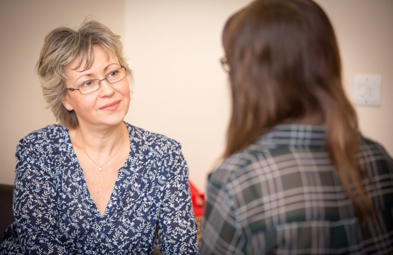 Phyllis Tuckwell to recruit student counsellors