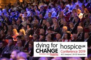 Hospice UK Conference, November 2018 Telford International Centre