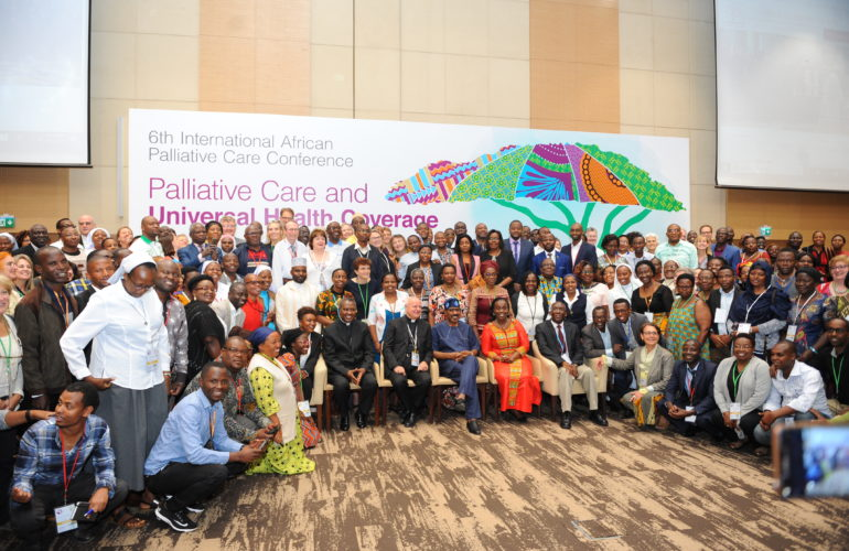 The 6th International African Palliative Care Conference 2019