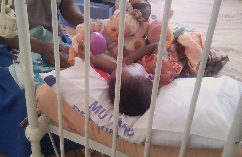 Children's palliative care in Zimbabwe, overcoming challenges