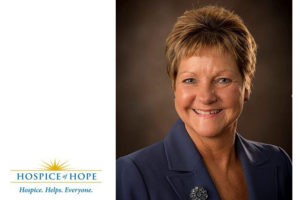 Kavin Cartmell, Hospice of Hope, Maysville, Kentucky
