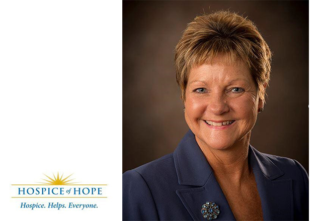 Cartmell Announces Retirement from Hospice of Hope
