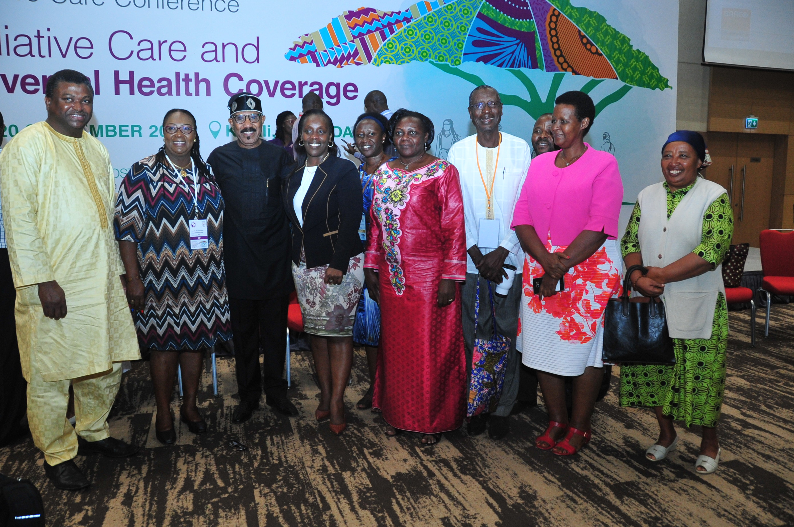 African health ministers call for palliative care