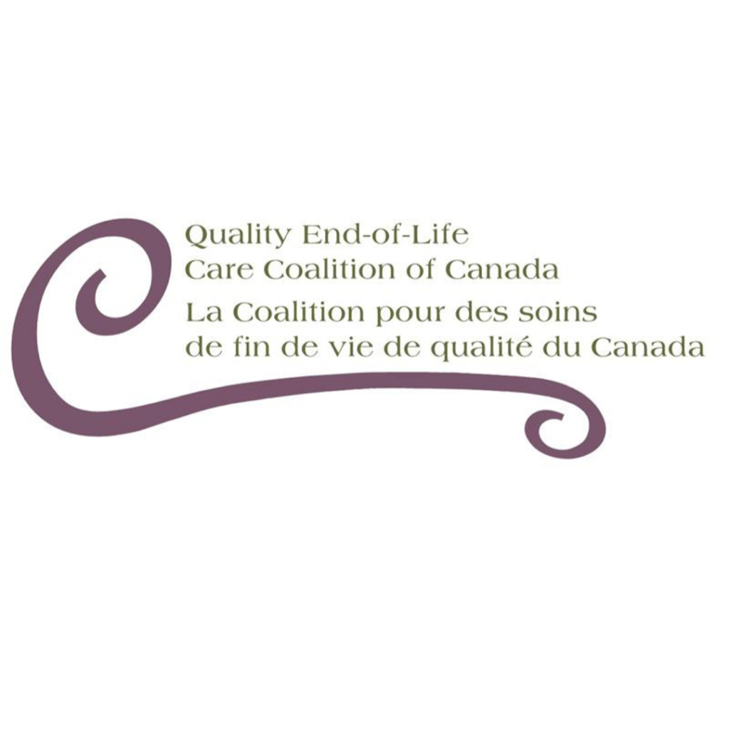 The Quality End of Life Care Coalition of Canada welcomes the Conservative Party of Canada's financial commitment to implement the Framework on Palliative Care in Canada