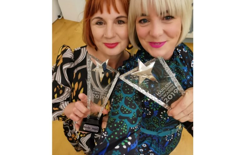 Hospice's specialist vintage charity shop wins local awards