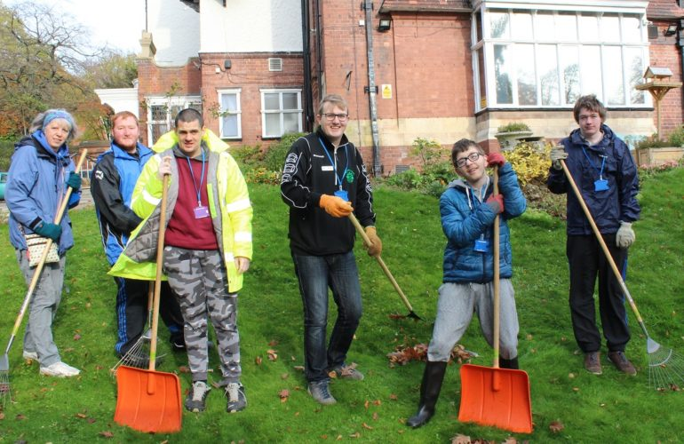 Hospice offers valuable work experience to young adults with autism