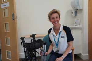 25-11-19 The working life of a Wellbeing Project Physiotherapist